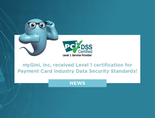Fintech provider myGini Completes PCI Level 1 Compliance Audit