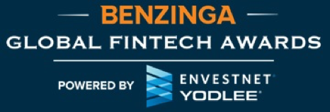 myGini Named Among Fintech Industry's Most Innovative Companies on Benzinga Fintech List